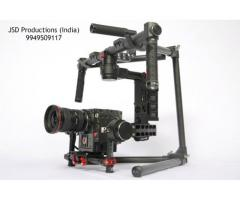 DJI Ronin on Rent - 3 axis Gimbal on Rent - Stabilizer - Hyderabad