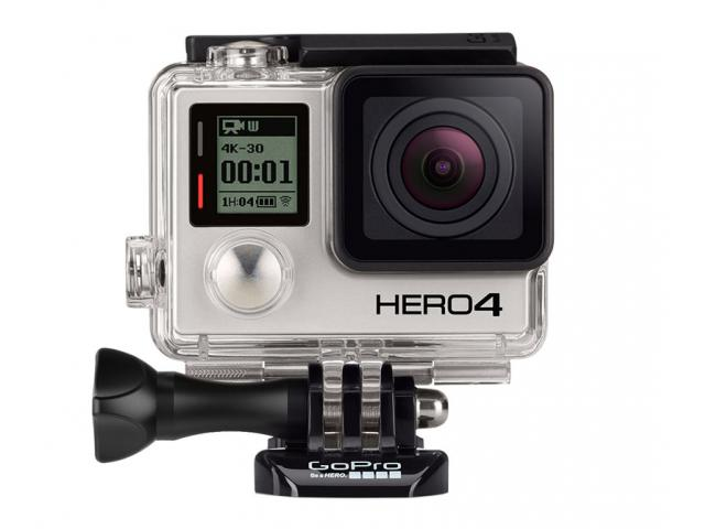 Go Pro HERO4 BLACK Camera for rental in Hyderabad