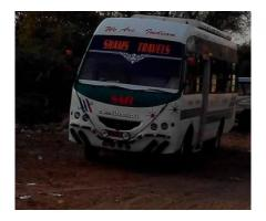 MIni Bus for rent in hyderabad