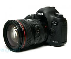 Canon 5D Mark III With Lenses on Rent in Hyderabad - Camera on Rent