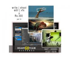 Short Film / Ad Editing at Rs.300 per hour in Salem