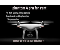 High quality  aerial photography  drone for rent