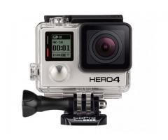 Go Pro Hero 4 camera with complete accessorize