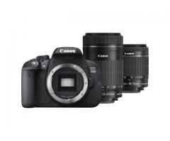 New Canon 700d rent -RS 500