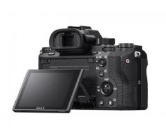 Sony a7s II for rent