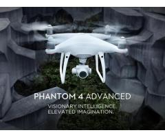 DJI Phantom 4 Advance ( Flycam ) for rent