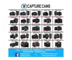 DSLR Cameras For Rent In Hyderabad