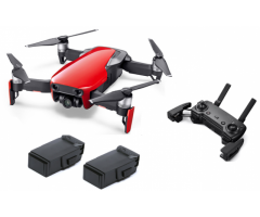 DJI Mavic Air 4K Drone for rent with operator