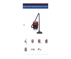 Vaccum cleaner Eureka Forbes