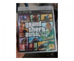 Ps3 CD GTA 5