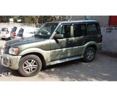 MahindrA Scorpio vlx 1st owner 2012 Nov New condition
