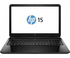 HP laptop R15-074TU