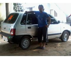 MARUTI ALTO car for rent in Rayagada Orissa