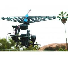 Hire Remote Controlled Cablecam Spidercam in Mumbai India