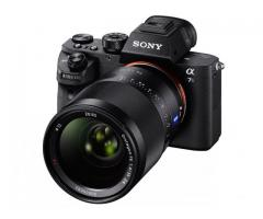 Sony A7S II with Samyang Lens Full Kit for VERY LOW RENT in Chennai